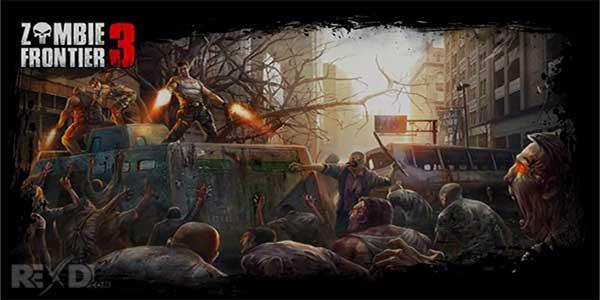 تحميل Zombie Frontier 3 Shoot Target مهكرة