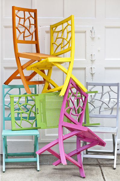 Nursery Notations Colorful Desk Chairs