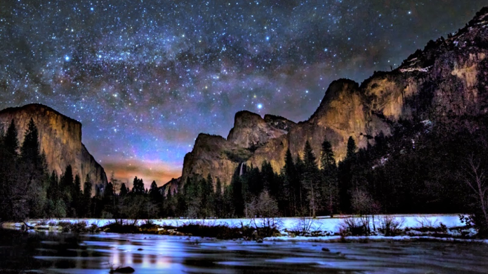 Travel Trip Journey : Yosemite Valley, California, USA