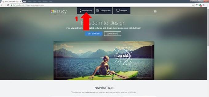Cara Buang Background Gambar Tanpa Guna Adobe Photoshop