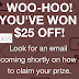 FREE MACY'S MONEY!! Get $5, $10 or $25 Your Next Order