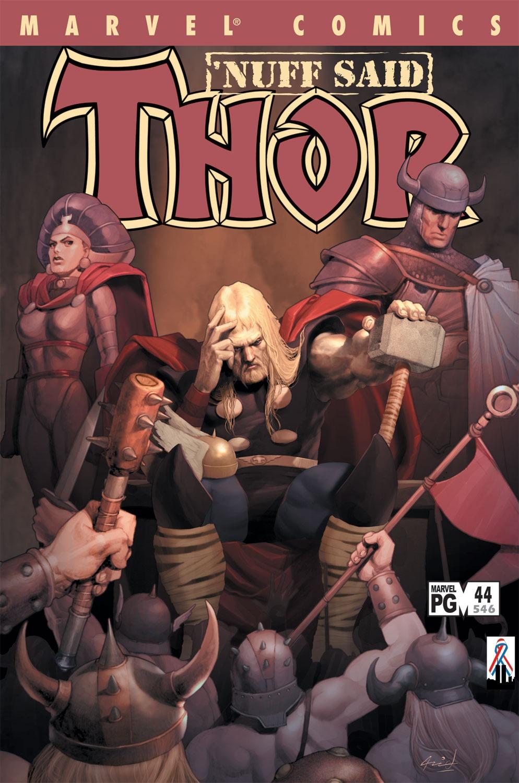 Thor (1998) Issue #44 #45 - English 1