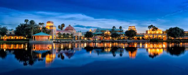 Hoteles de Disney en Orlando