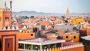 What is the city of Marrakech