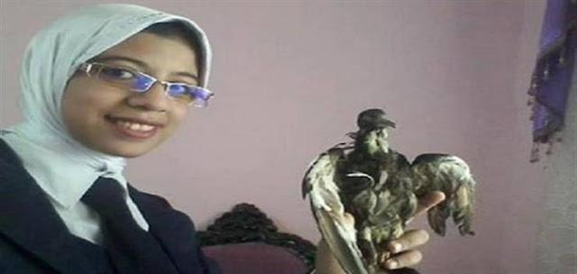 بالاستعانة بالقرآن.. طالبة تكتشف سر التحنيط الفرعوني في سابقة من نوعها! وضغوط من خارج مصر لشراء اكتشافها...