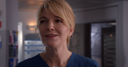 Screencaps - Jemma Redgrave - Holby City - The Heart is a Small Thing
