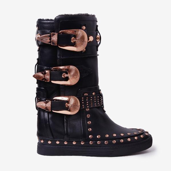 Ivy Kirzhner Alpaca Boot