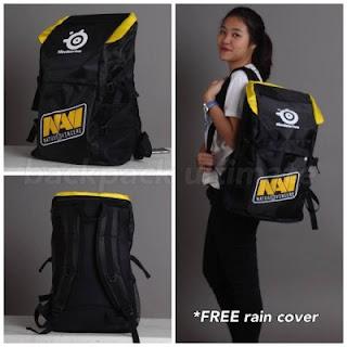 Gaming Bag - Tas Gaming ULTIMATE Backpack - Navi