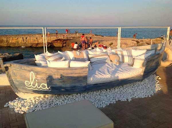 Old Boat Pontoon Ideas