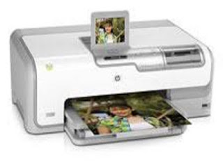 Picture HP Photosmart D7300 Printer Driver Download
