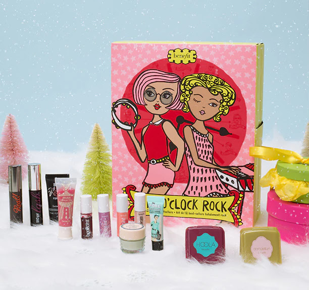 benefit advent calendar 2016
