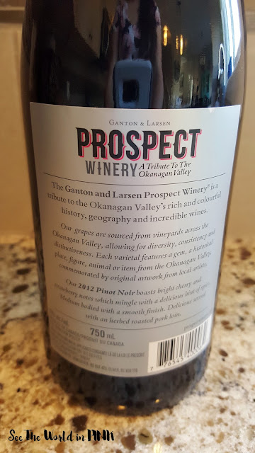 prospect winery