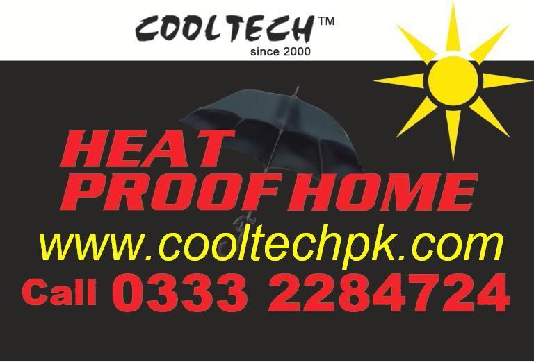 Heat Proof Home