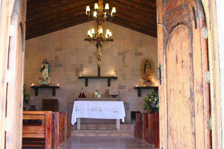 capilla para boda pequeña