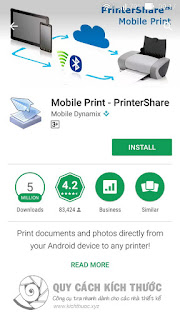 how to print from smartphone