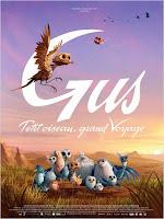 Gus petit oiseau, grand voyage (2014) online y gratis