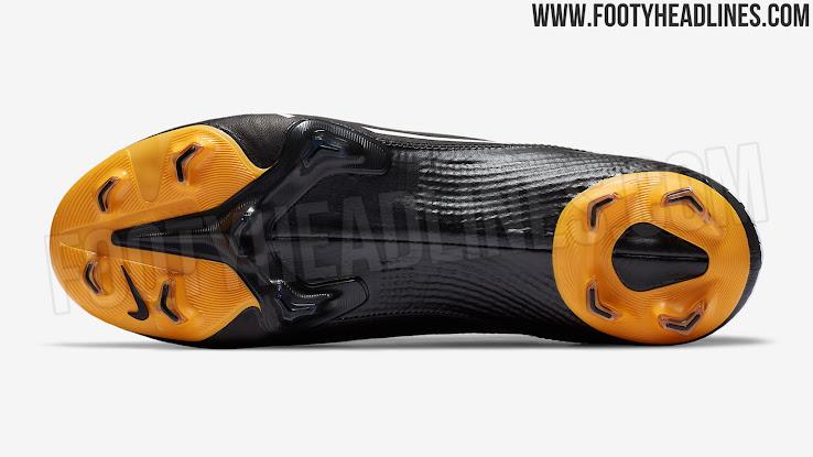 Nike Mercurial Vapor Tech Craft K-Leather 2020-21 Fuite des bottes  - Foot 2020