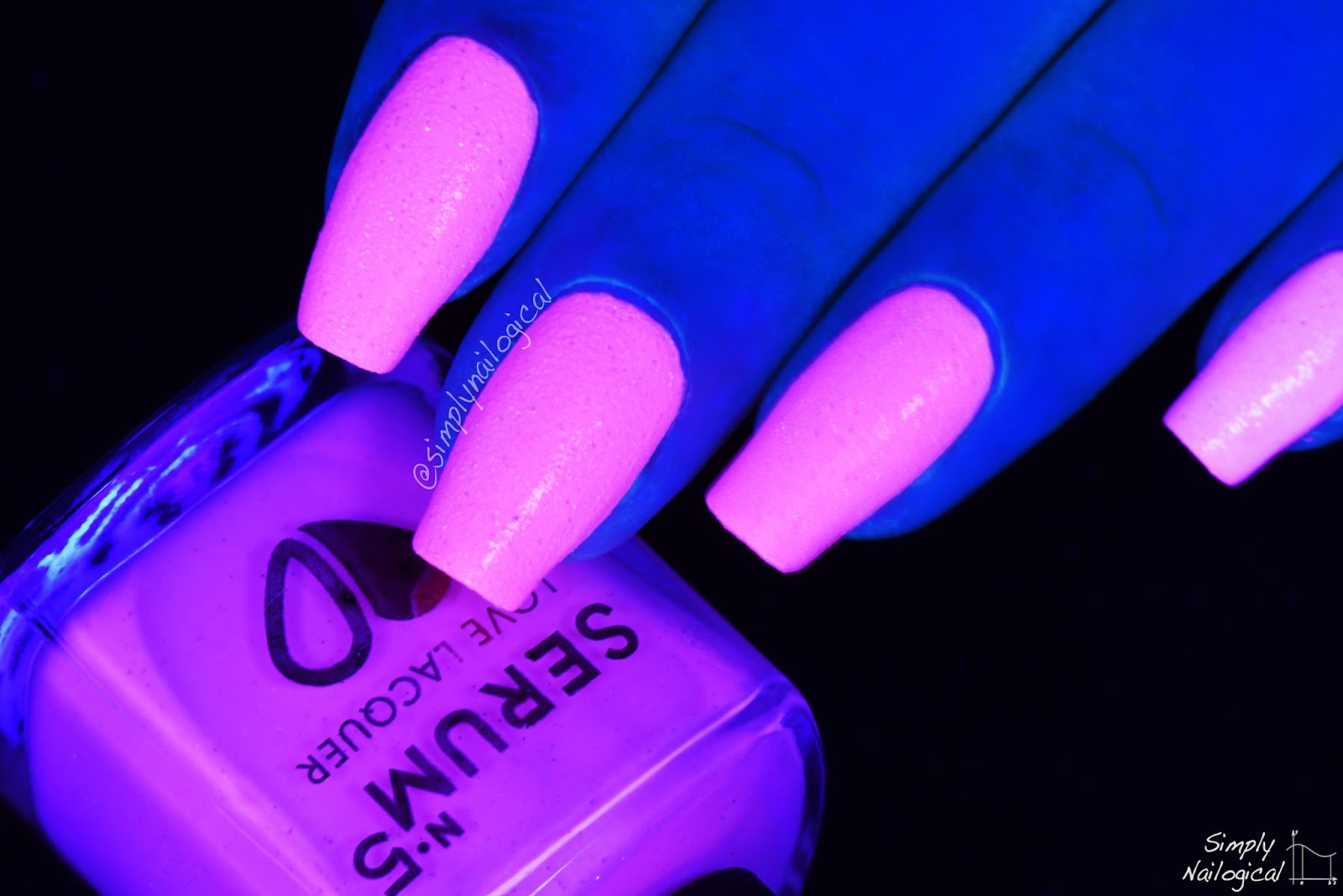 Best Glow In Dark Nail Polish Photos.Best Cheap Neon Nail Polish ...