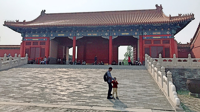 Stunning Places to Visit In Beijing forbidden city