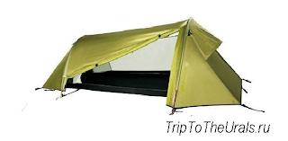 Пример штурмовой палатки