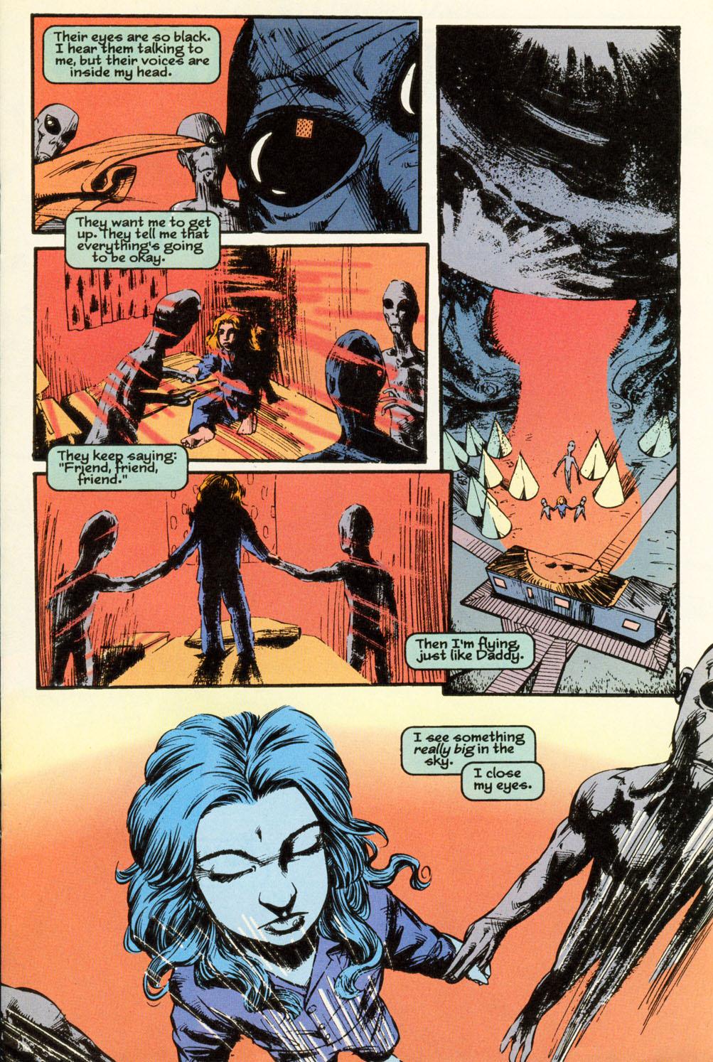 Read online Animal Man (1988) comic -  Issue #84 - 10