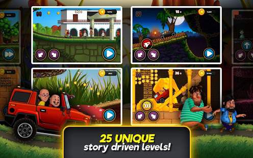 motu patlu speed racing apk