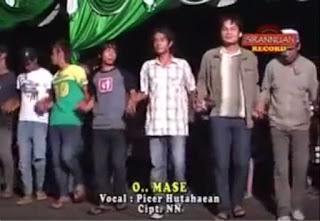 Lirik Lagu Toraja O,, Mase (Picer Hutahaean)