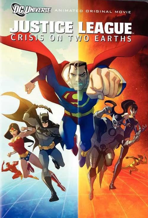Ver La Liga de la Justicia: Crisis en dos tierras (2010) online