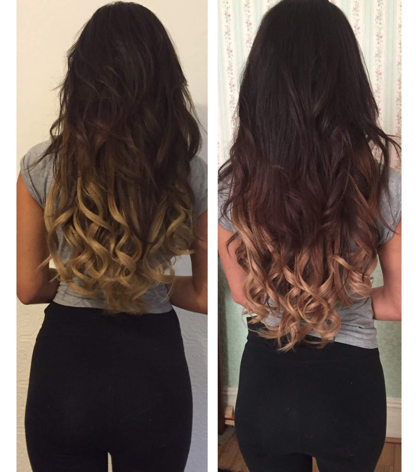 Makeup by Jasmine: Dirty Looks Oh My Ombre Hair Extensions ...