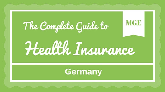 Health Insurance in Germany