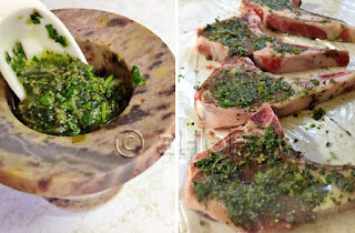 Marinade and Sauce for Serving