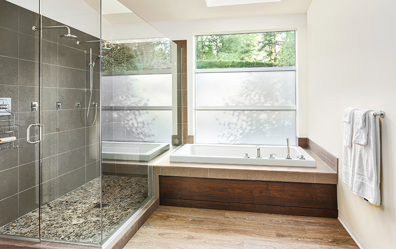 hardwood floors in bathrooms. Bathroom With Wood Tile Floors. \u201c Hardwood Floors In Bathrooms E