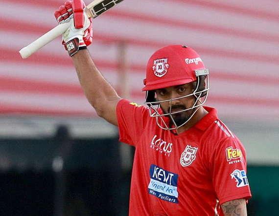 राहुल ने बनाई आईपीएल की फास्टेस्ट फिफ्टी - पंजाब ने दिल्ली को 6 विकेट से हराया