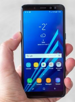 Tips dan Trik Fitur Pengaturan Kamera Samsung Galaxy A8+