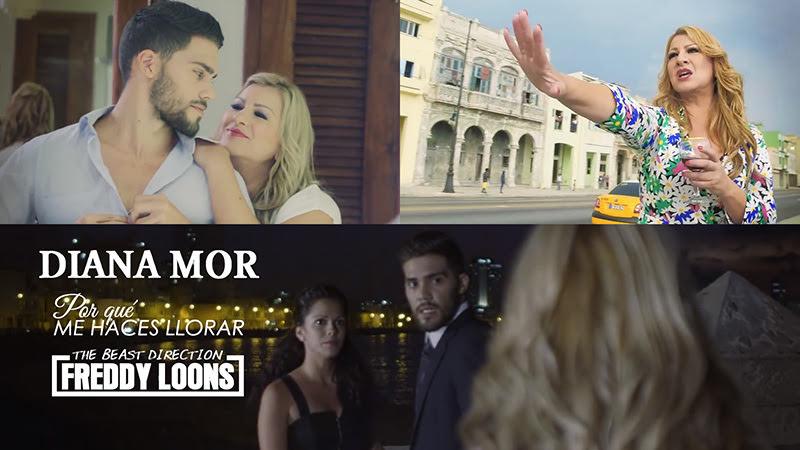 Diana Mor -¨¿Por qué me haces llorar?¨ - Videoclip - Dirección: Freddy Loons. Portal Del Vídeo Clip Cubano