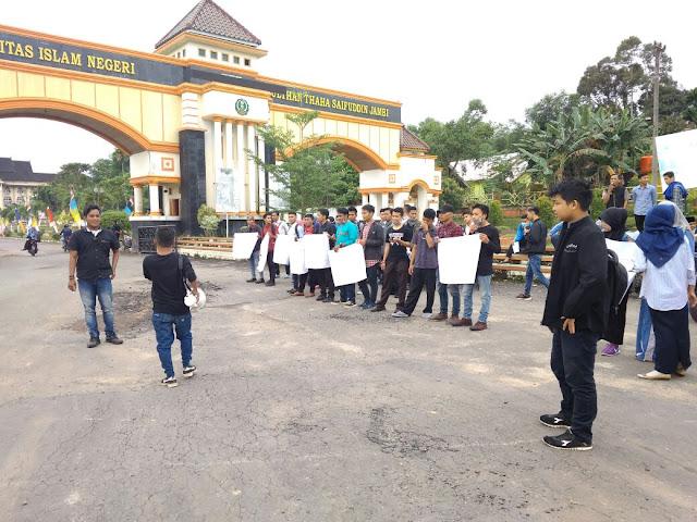 Mediasi Gagal, Sidang Gugatan Terkait Lelang di UIN STS Jambi Bakal Berlanjut