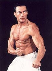 Oplosan Toak World Famous Actor Jean Claude Van Damme Sexy