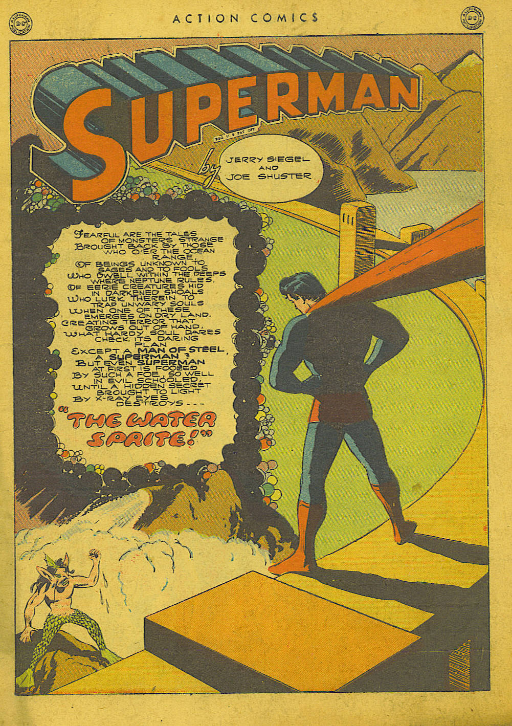 Action Comics (1938) 82 Page 2