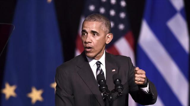 Obama insiste en el compromiso de EEUU con la OTAN
