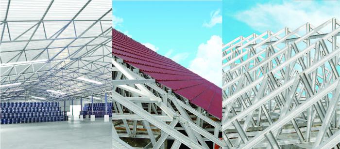 baja ringan kencana kediri truss supplier bahan bangunan