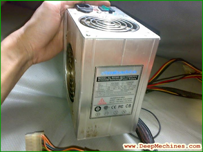 Pembahasan Suputar Masalah Power Supply Unit Desktop Komputer (PC)