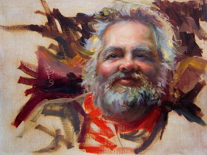 Talya Johnson, израильский художник