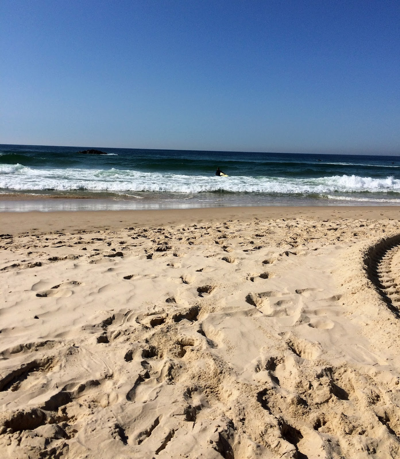 Surfing Lighthouse Beach Port Macquarie