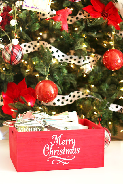 What to do with Christmas Cards Each Year