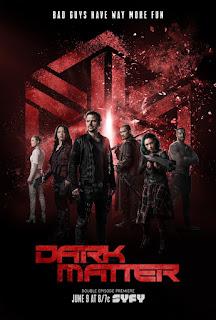 Dark Matter Season 3 Poster