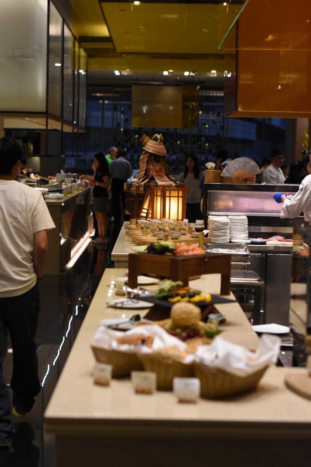 [薈景 Congress Plus] 牛牛海景自助餐 - 非常食樂主義 Chikpi's EatEatShare