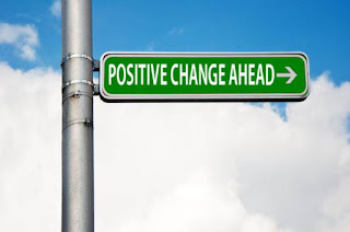 Positive Change Ahead