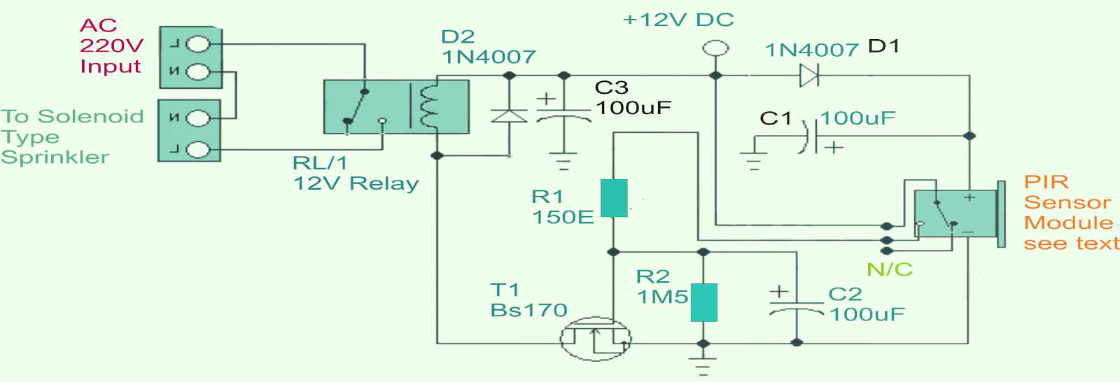 To Make A Simplest Triac Dimmer Switch Circuit 2016 Car Release Date