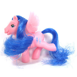 MLP Firefly Dolly Mix Series 1 G1 Retro Pony