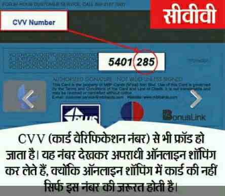 CVV (Card Verification Number)